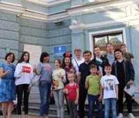 Дети погибших военных из Житомира вернулись из путешествия по Европе