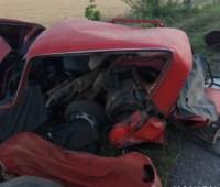 На Одесщине Lexus влетел в припаркованный ВАЗ, трое погибших