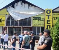 """Трагедия в Одессе: Полиция идентифицировала 8 из 9 жертв пожара в """"Токио Стар"""""""