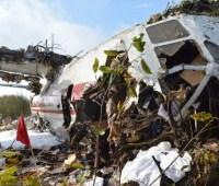 Трое пострадавших в авиакатастрофе Ан-12 под Львовом - в стабильном состоянии