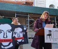 Американский ПЕН-клуб провел акцию в поддержку Асеева