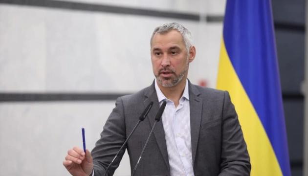 Trzydziestu śledczych zajmujących się sprawami Majdanu jest gotowych przejść do Państwowego Biura Śledczego - Raboszapka