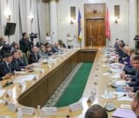 Антикоррупционный комитет ВР рассмотрел в Харькове ряд вопросов