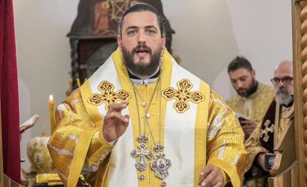 Єпископ невизнаної Чорногорської Православної Церкви, владика Борис
