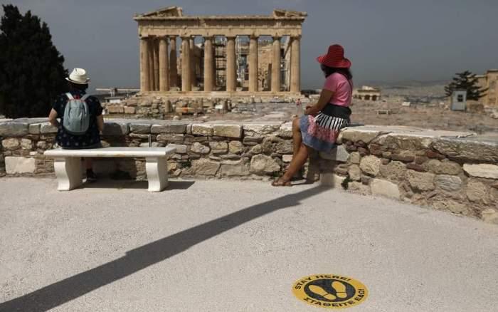 Греция сначала принимать гостей только из 20 стран / Фото: ekathimerini.com