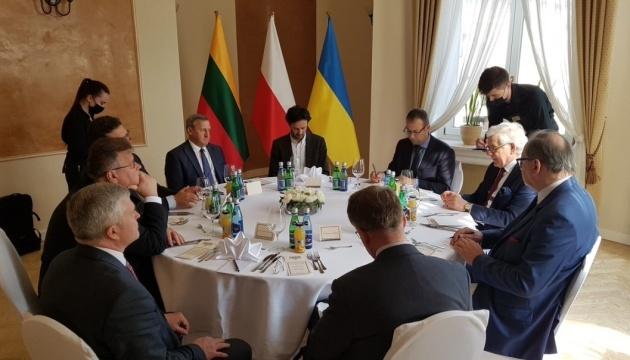 """Kolejne spotkanie """"Trójkąta Lubelskiego"""" odbędzie się na Ukrainie – Kuleba"""