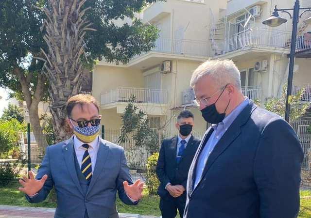Фото: консульство України в Анталії