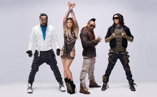 Black Eyed Peas Will.I.Am Fergie Time Good Night