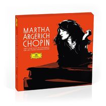 Martha Argerich, Complete Chopin Recordings On Deutsche Grammophon, 00028947960683