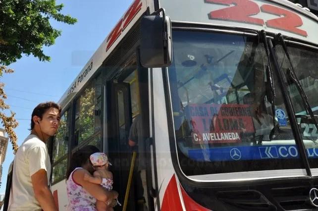 Incorporan nuevo recorrido de colectivos entre Paraná, Colonia Avellaneda y Sauce Montrull