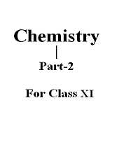 (Download) NCERT Book For Class XI : Chemistry Part-II