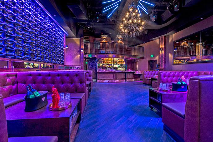 Bond Lounge  Miami Beach  Bond Memories