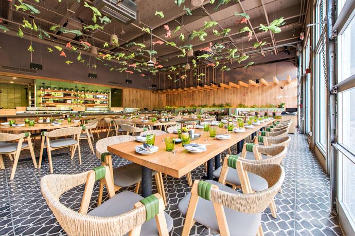 Sushi Garage  Miami Beach  Sashimi and Wasabi Rice