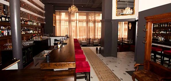 Burritt Room  San Francisco  Burritt Proof