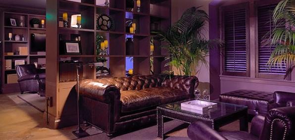 Berlinetta Lounge  San Francisco  Berlinetta Wall