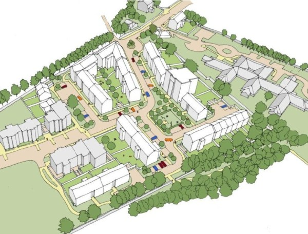 housing plan submitted