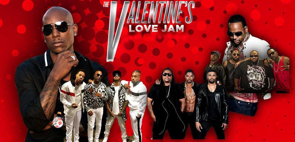U.S. Bank Arena - The Valentine's Love Jam