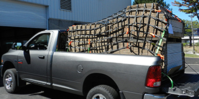 Cargo Nets For Pickup Truck Beds Amp Trailers From Us Netting