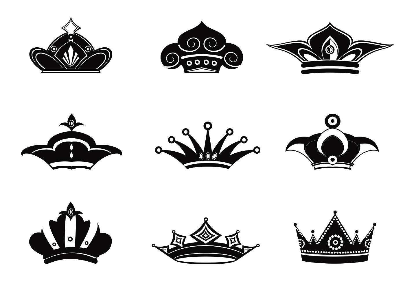 Queen Crown Vector Free Download