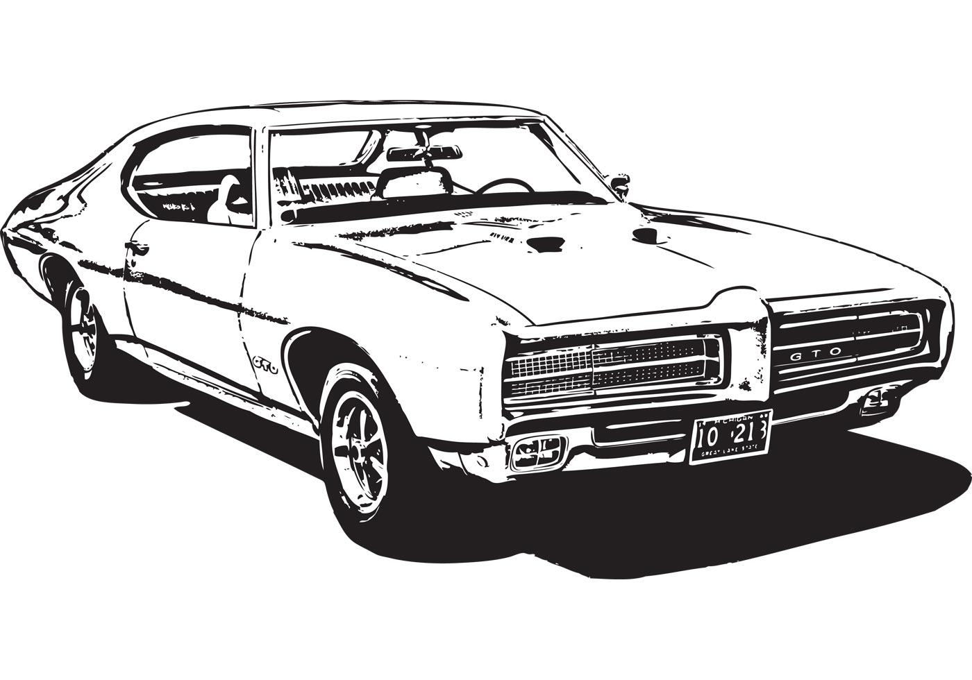 [Car Owners Manuals Free Downloads 1969 Pontiac Gto