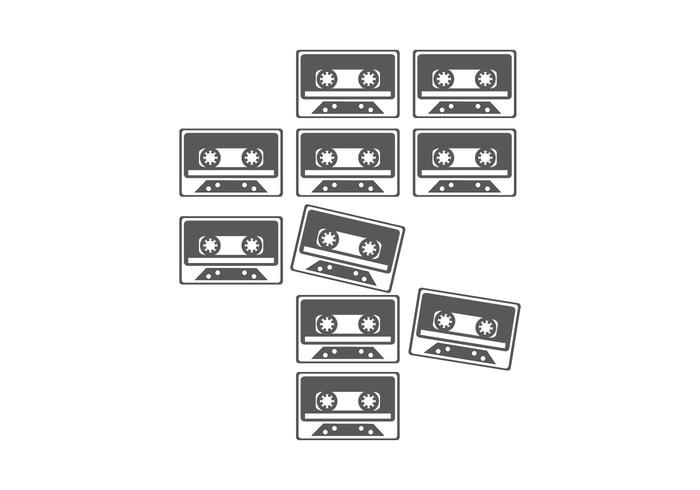 Free Audio Tape Vector from Vecteezy!
