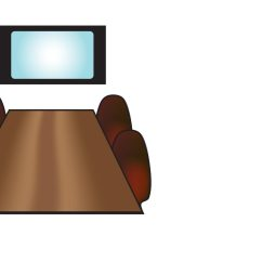 Room And Board Chair Poang Cushion Free Conference Icon Vectors
