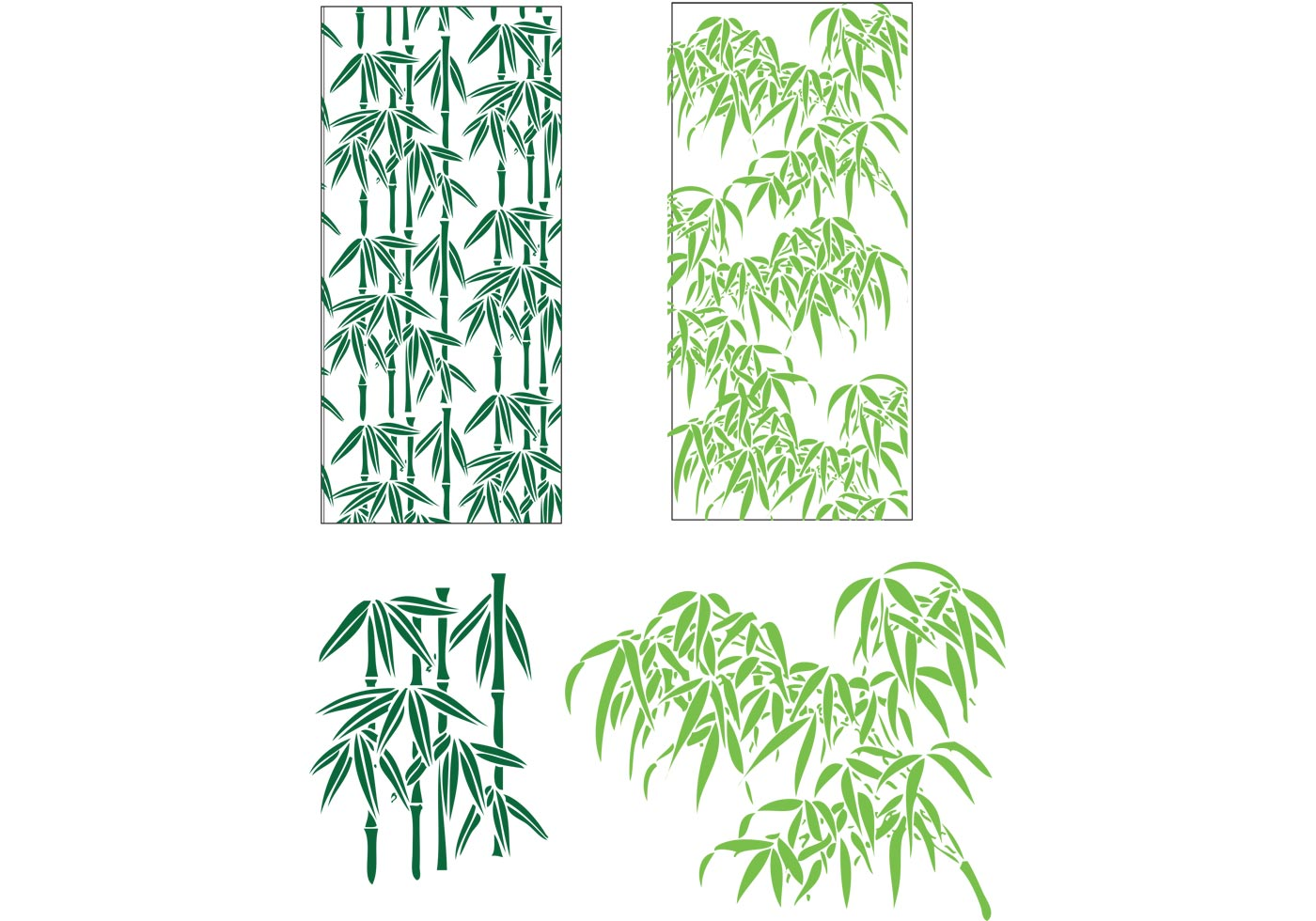 Maple Leaf Wallpaper For Fall Season Free Bamboo Leaves Vector