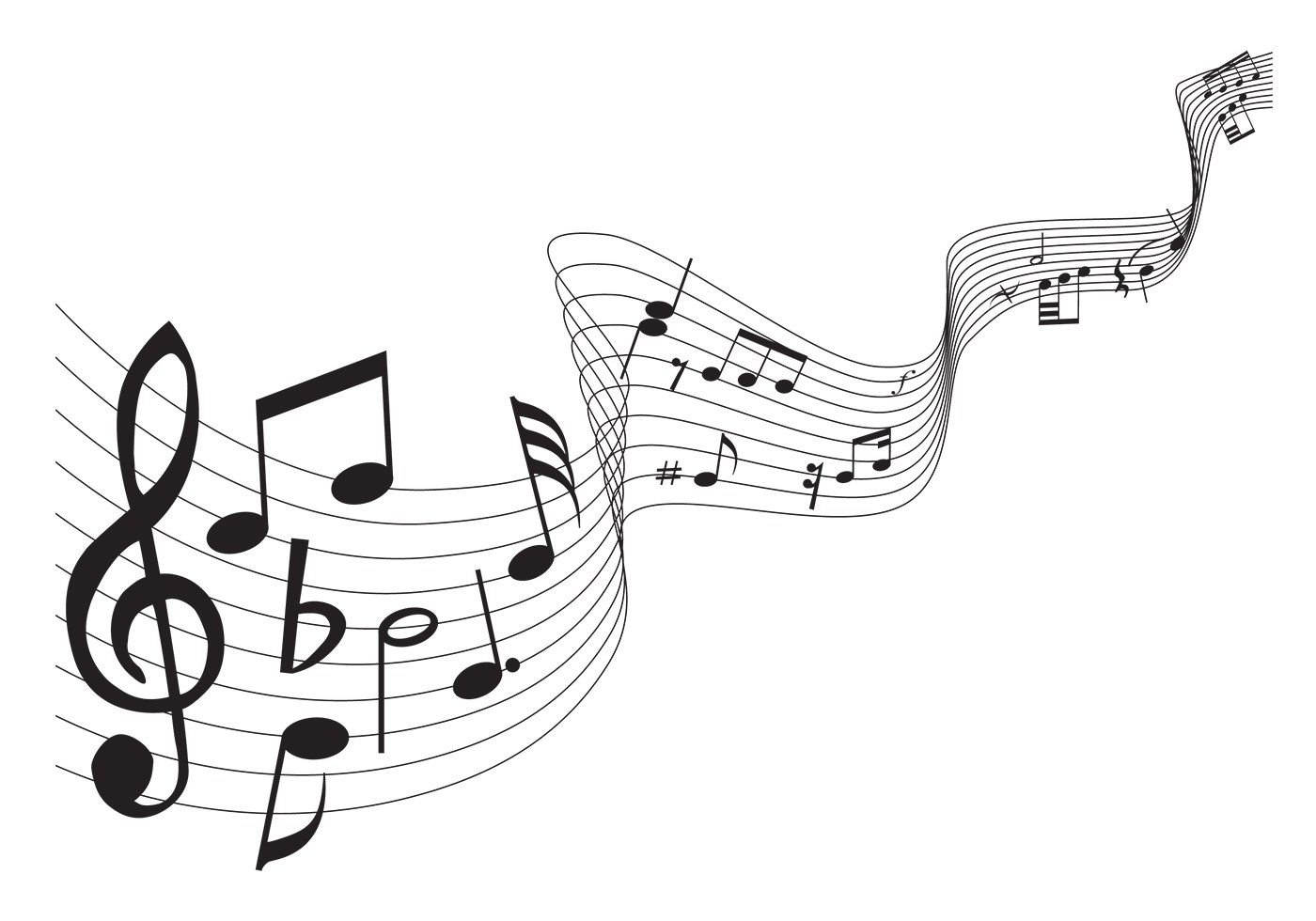 Different Music Notes And Symbols