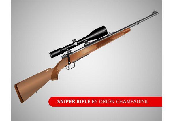 Free Vector Rifle