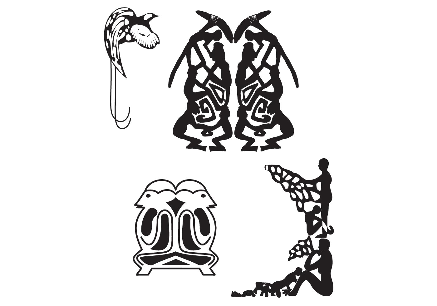 Papua Art 1  Download Free Vector Art Stock Graphics