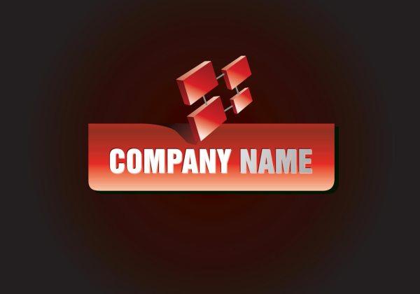 Company Business Logo - Free Vector Art Stock