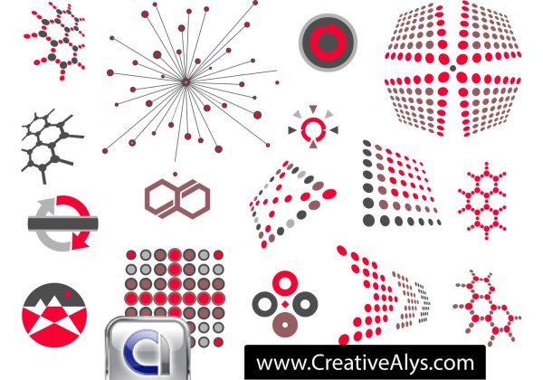 Abstract Creative Logo Vector Free Art Vecteezy