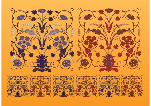 Vector Art Nouveau - Free Stock Graphics &