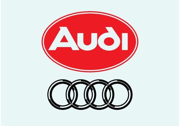 Audi Logo - Free Vector Art Stock Graphics &