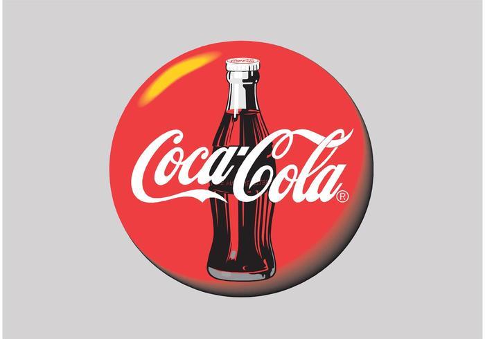 coca cola disc logo