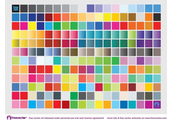 Catlogo de colores  Descargue Grficos y Vectores Gratis