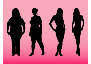 body types vector system graphics