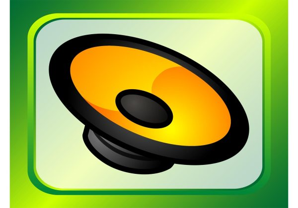 Speaker Icon Download Free Vector Art Stock Graphics