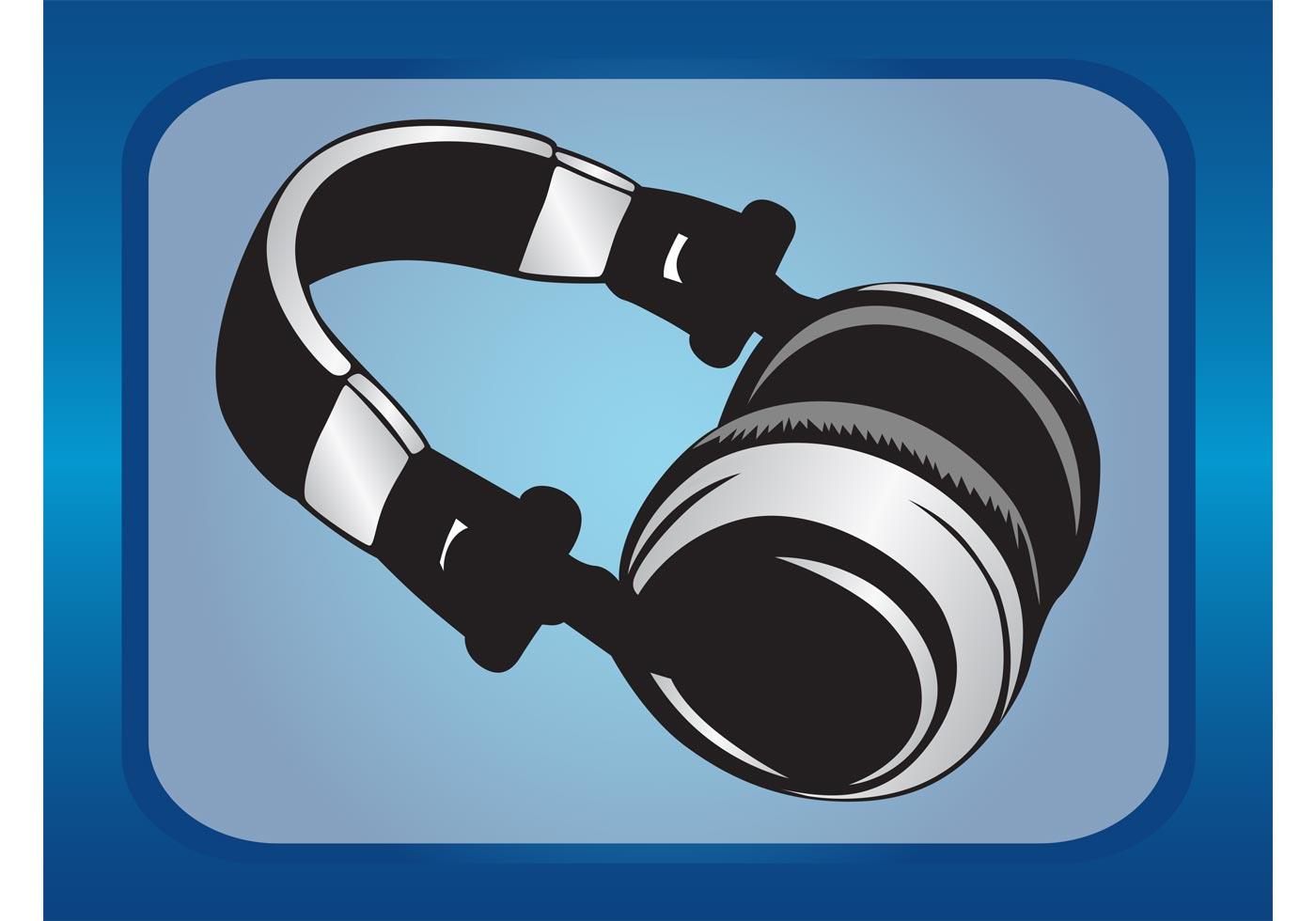 Wireless Headphones Download Free Vector Art Stock
