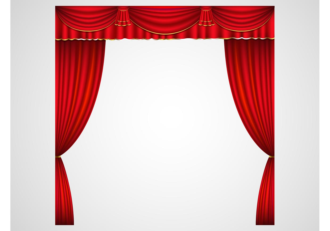 Theater Curtains  Download Free Vector Art Stock