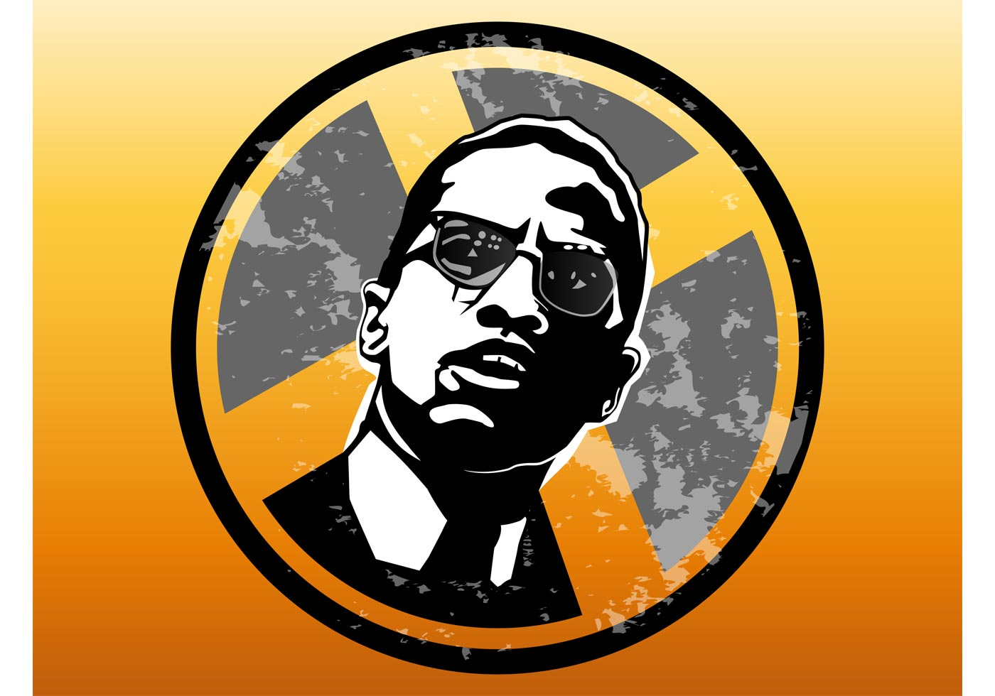 Malcolm X Badge Download Free Vector Art Stock Graphics Amp Images