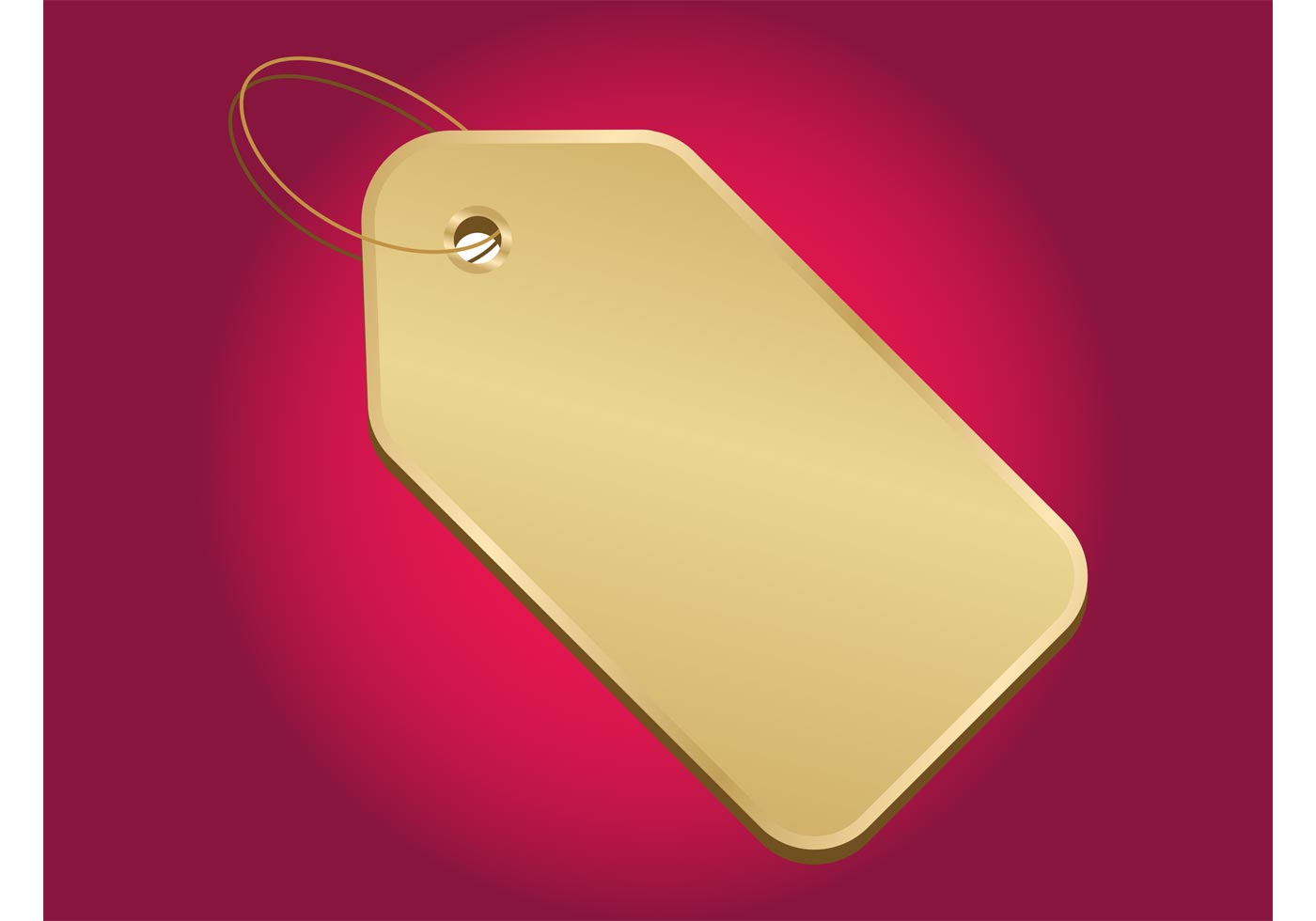 Golden Tag Download Free Vector Art Stock Graphics Amp Images