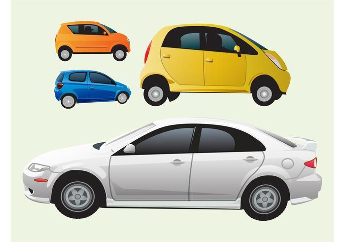 car vectors free vector