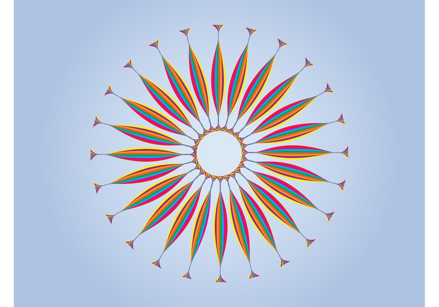 Cute Smiley Wallpapers Rainbow Sun Design Download Free Vector Art Stock