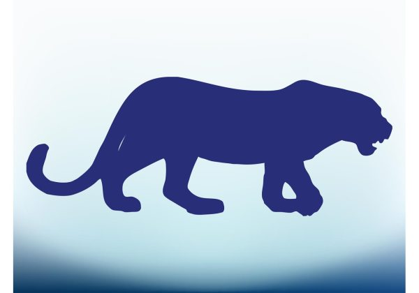 Leopard Vector - Free Art Stock Graphics