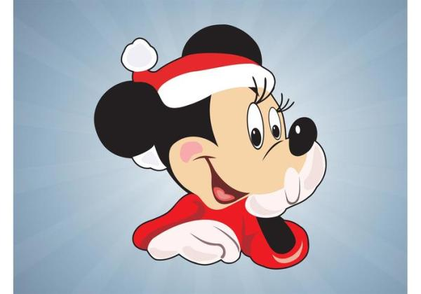 minnie mouse vector # 59