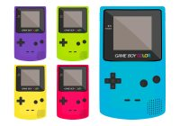 Game Boy Color - Download Free Vector Art, Stock Graphics ...