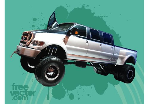 small resolution of ford f650 super duty truck download free vector art stock graphics images