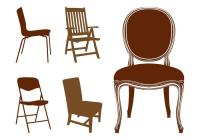 Vintage Chair Vector | www.pixshark.com - Images Galleries ...