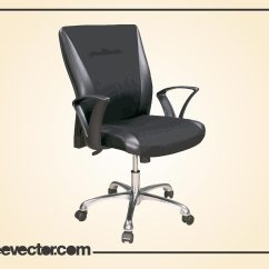 Office Chair Vector Vintage Chairs For Sale School Desk Free Art 3345 Downloads